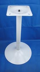 Подстолье для стола,  высота 72 см,  цвет белый