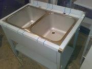 Продам моечные ванны сварные из нержавеющей стали в ресторан,  кафе,  об
